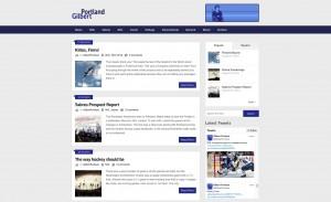 Gilbert Portland Home Page 20151204