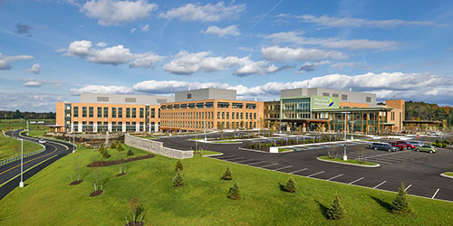 MaineGeneral Medical Center, Location: Augusta ME, Architect: TRO Jung Brannen