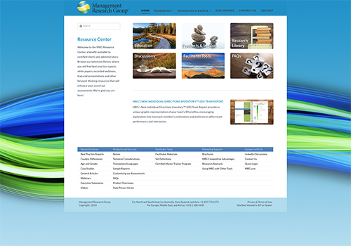 Company Website